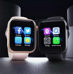 Pametni sat Z6, SIM, SMS, fotografija, Bluetooth 3.0