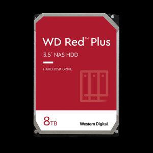 "WD Red Plus 8TB 3.5"" 5400rpm 128MB Chia Mining"