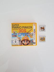 Nintendo 3ds Mario igre