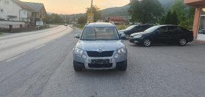 Škoda Yeti 2.0 TDI 103 KW 4 X 4 TOP STANJE!!