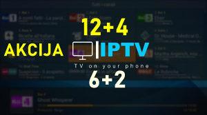 GLEDAJTE ŠIROM SVIJETA - IPTV TELEVIZIJA