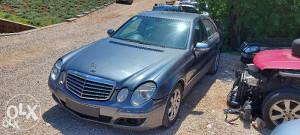 Prednji branik mercedes e200 cdi w211 facelift