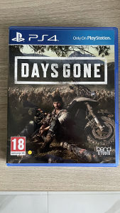 Days Gone PS4 Nova igra!