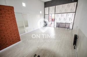 ON TIME izdaje: Ciglane, Poslovni prostor, 40 m2