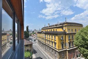 Sarajevo Centar - Dvosoban stan bez namjestaja