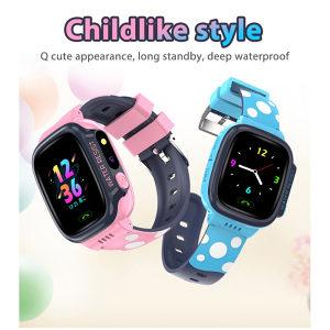 LEMONDA SMART Y92 Kids IP67 GPS smart sat dječiji