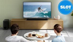 Sony soundbar HTS350 320W HDMI ARC bluetooth HTS350
