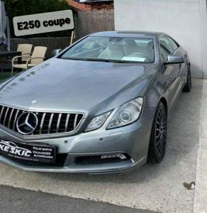 Mercedes-Benz E 250 coupe 2011.god. EXTRA CIJENA !