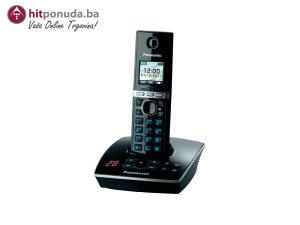 DECT BEŽIČNI TELEFON KX-TG8061FXB PANASONIC