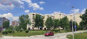 SIGENX prodaje: Dvosoban stan / Mojmilo / Novi Grad