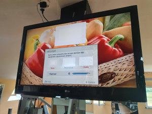 """LG LCD Tv 42""""+gratis nosac"""