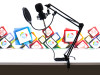 Mikrofon profesionalni Legendary Live broadcast mic