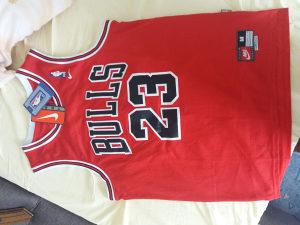 Dres M.Jordan 23 Chicago Bulls NOV