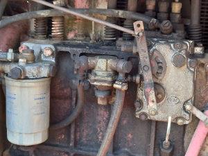 2x Motor 3 klipa vazdušni