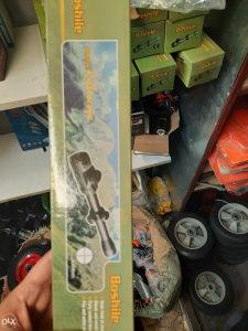 Optika velika za vazdusnu pušku sa nosačima 061400190