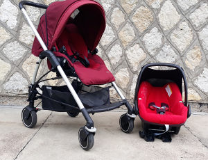 Babyconford  kolica 2u1