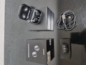 Samsung Galaxy Buds Pro Phantom Black Orginalne Fabrick