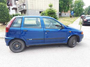 Fiat Punto 1.7 dizel