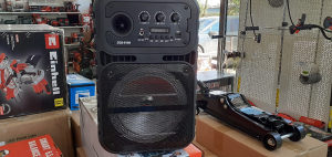 Bluetooth karaoke zvućnik 500 W