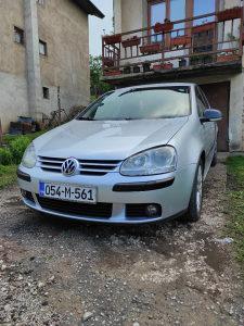 Volkswagen Golf 5 1.9 TDI 4 motion(4×4)