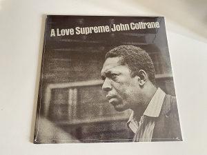 John Coltrane LP Love Supreme 180g