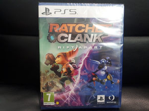 Ps5 Games Ratchet and Clank RiftApart