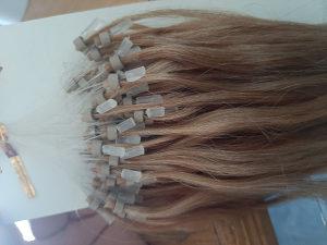 Klipse kosa za nadogradnju ekstenzije 100 komada