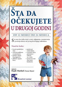 Knjiga: Šta da očekujete u drugoj godini od 12 meseci do 24 meseca, pisac: Heidi Murkoff,  Sharon Mazel, Domaćinstvo, Zdravlje, Roditeljstvo, Odgoj djeteta