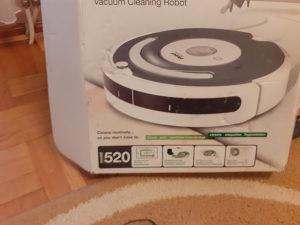 Robot usisivac irobot Roomba 520