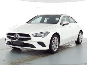 Mercedes-Benz CLA 200 Coupe - u dolasku