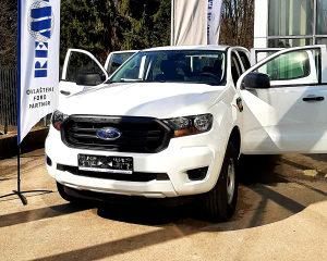 Ford Ranger XL 2.0 170 ks 4x4 Off road 2021 Pick Up