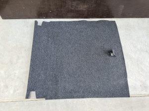 Zadnja daska tepih u gepeku VW Passat B6 limuzina 3C586