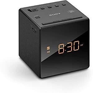 Sony ICFC-1 alarm sat radio