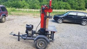 Cjepač za drva dizel motor