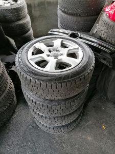 Alu felge MS gume 5x116 16 Audi