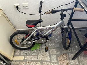 Dječiji biciklo 16 s amortizerom