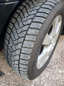 Aluminijske alu felge gume Octavia Touran  5x112 r16