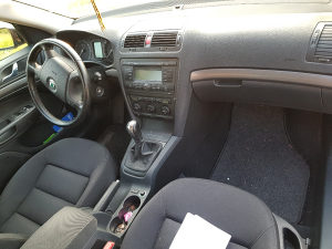 Instrument tabla airbag jastuci Octavia 2004 - 2013g