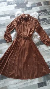 Midi haljina plisirana 20KM