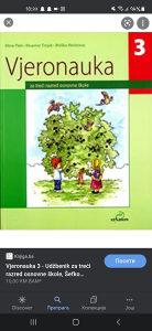 Knjige za 3 Razred OŠ skole