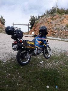 Yamaha Tenere xtz660 Registrovana punu godinu