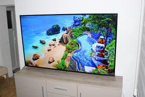 "Philips Smart TV 65"" 4K Ultra HD LED Wi-Fi YouTube -Top"