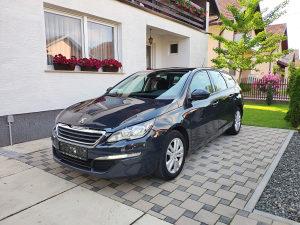 Peugeot 308 1.6 HDi 85kw * Navi * Alu * 11/2014