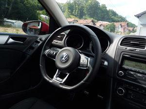 Volan i airbag Golf 7 R