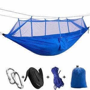 Viseća ležaljka sa zaštitnom mrežom za kampovanje