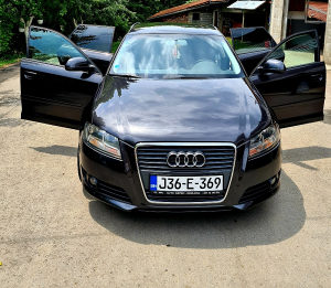 Audi a3 2.0 tdi commonrail, DSG F1 saltanje
