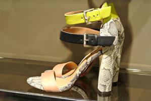 zara stikle  sandale