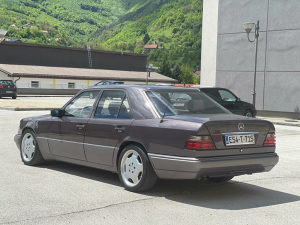 Mercedes 124 E 200 Dizel