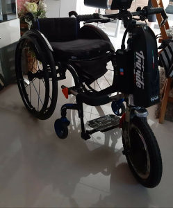 Invalidska kolica sa motorom t-rocks