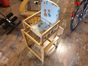 Stolica za bebe za hranjenje